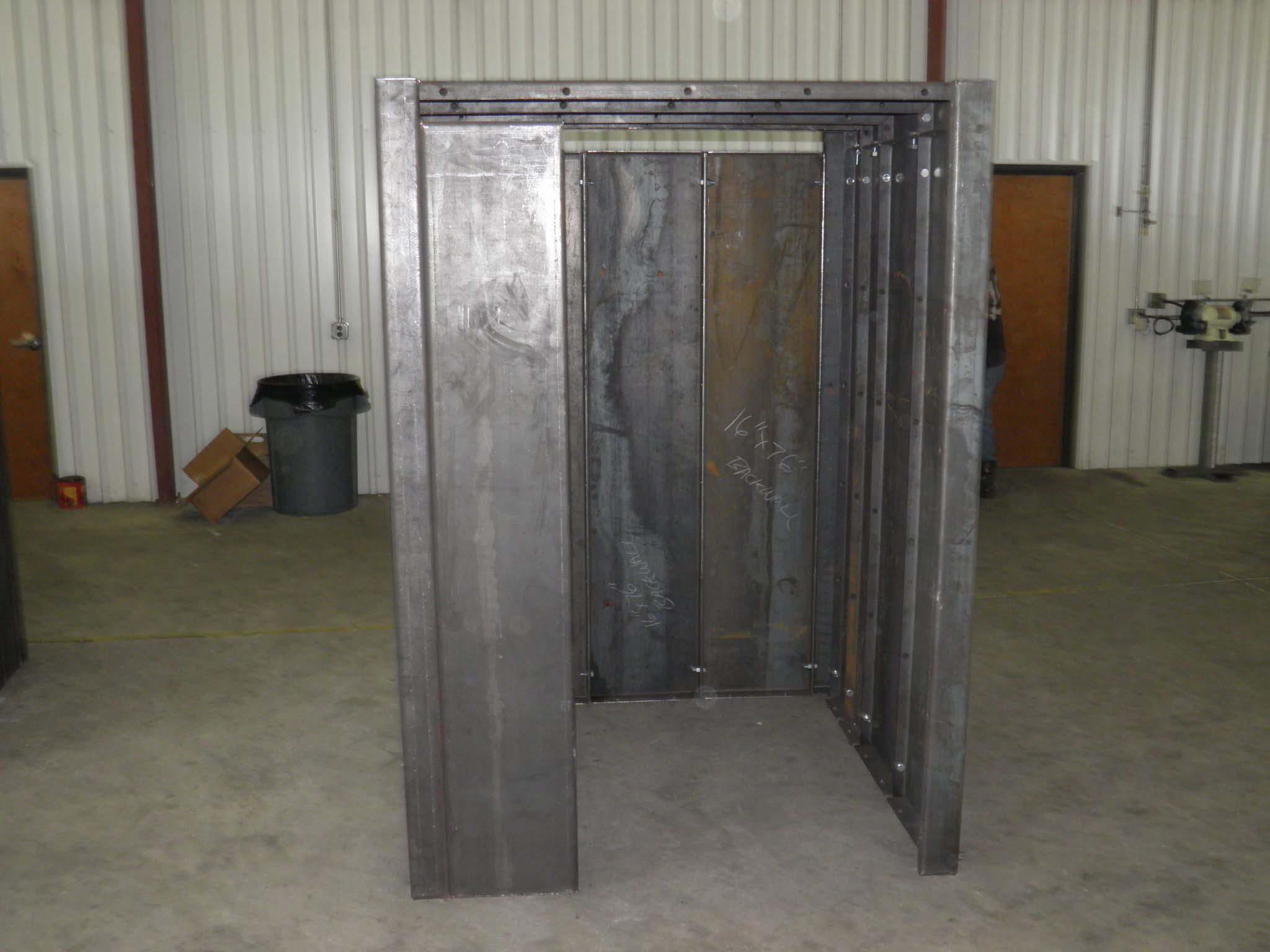 Storm Room & Safe Room Manufacturing