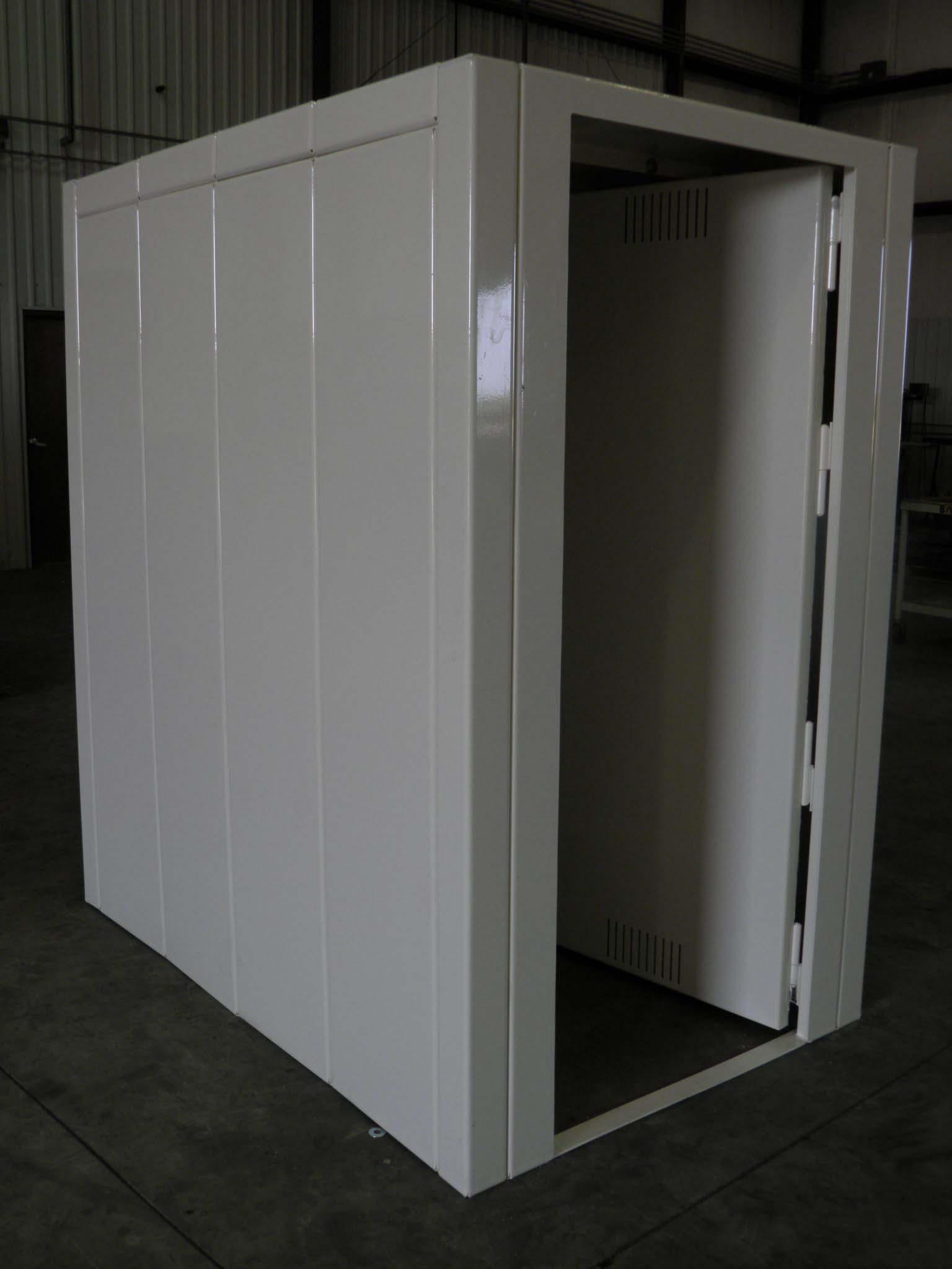 Storm shelter and safe room
