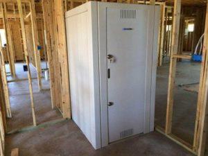 Safe Room Installation