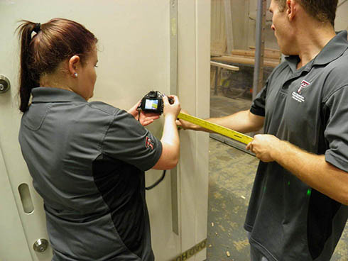 Lone Star Safe Room Texas Tech Testing