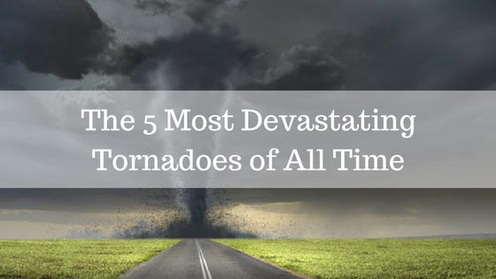 worst tornados in history